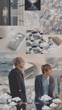 Kyungsoo, Exo Chanyeol, Chanbaek Fanart, Exo Chanbaek, Aesthetic Iphone Wallpaper, Aesthetic Wallpapers, Baekhyun Wallpaper, Exo Couple, Korean Anime