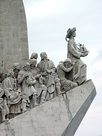 Los lusiadas - Wikipedia, la enciclopedia libre  The portuguese people are capable of anything. I love this book and I love the era of the Descobrimentos, when they sailed the world and found new places. That's why I love the compass so much.