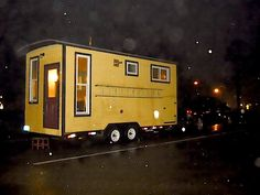 This is a guest post by Jane Dwinnell as a part of her series Tiny House Travels:Chronicling Life on the Road. Today's topic is their experiences while living together in their tiny home and more ...