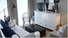 Eight Hundred Sq. Ft.: Small Spaces: Stylish 350 Sq. Ft. Studio Apartment
