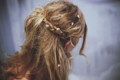 with flowers in her hair | Flickr - Photo Sharing!