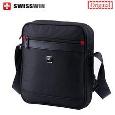 Bags, Swiss Shoulder crossbody Waterproof sport Zipper bag