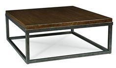 coffee table option. Square Cocktail Table