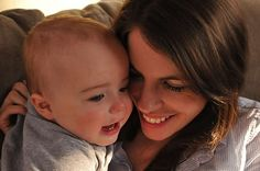 Do Your Eyes Light Up When You See Your Child? | A Cup of Jo