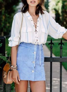 20 Outfit Ideas For Your First Day Of University – SOCIETY19