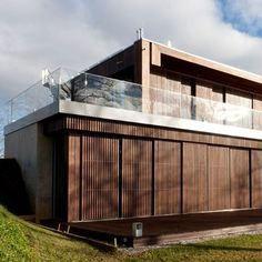 Thermory®, Thermo-Treated Ash Cladding, Architecture, Wood, Home, Timber