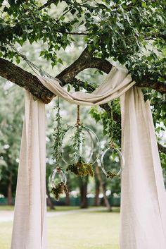 66 Ideas For Tree Wedding Alter Arches Wedding Altars, Wedding Ceremony Backdrop, Outdoor Wedding Decorations, Tree Wedding, Ceremony Decorations, Flower Decorations, Wedding Blog, Diy Wedding, Arch Decoration