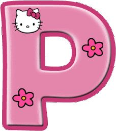 Alfabeto de Hello Kitty con letras grandes. - Oh my Alfabetos! Classroom Rules Poster, Disney Frames, Hello Kitty Themes, Pink Themes, Borders For Paper, Hello Kitty Wallpaper, Letters And Numbers, Party Favors, Decoration