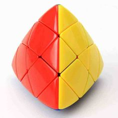 Pyramid Magic Cube 3*3*3 Puzzle  Toy For Children