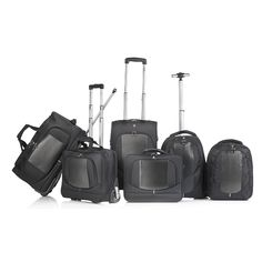 Swiss Peak! Multifunctional equipment for active outdoor. Traveling never looked this good!