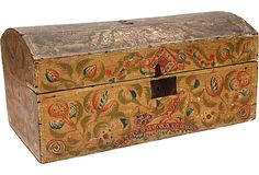 Early American Trunk