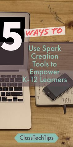 If you haven't checked out these three tools before, Spark Post is perfect for making graphics, Spark Video lets students make their own movies, and Spark Page is a powerful and easy tool for creating a website. teacher websites, lesson plans, free writing apps