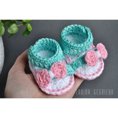 I need these!!! Crochet Baby Shoes  Crochet Sandals  Newborn Baby Shoes  by Kezga, $35.00 This entire shop is amazing!