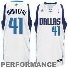 Mens Dallas Mavericks Dirk Nowitzki adidas White Swingman Home Jersey Deron  Williams 6830a0086