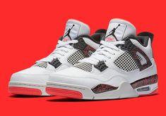 """036b4b5d1917 Air Jordan 4 """"Hot Lava"""" More Info  Air Jordan 4 Hot Lava Release"""