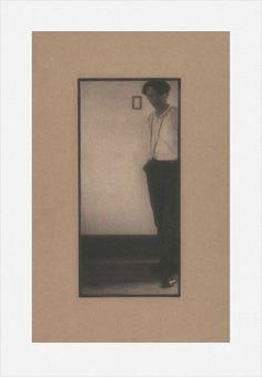 Edward Steichen · Autoritratto · 1899 · MET · New York