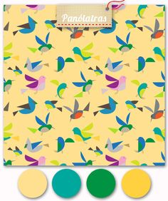 Pássaros Geométricos