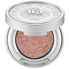 Urban Decay Space       Cowboy Moondust Eyeshadow ($21) ❤ liked on Polyvore featuring beauty products, makeup, eye makeup, eyeshadow, space cowboy, cream eye shadow, cream eyeshadow, creme eyeshadow, glitter eye makeup and glitter eye shadow