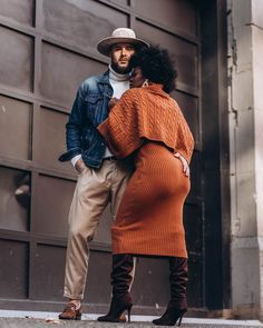 Weekend Vibes With Hubby Couple Style, Date Night, Saturday Vibes, Fall Fashion. Fashion Couple, Love Fashion, Autumn Fashion, Legging Outfits, Denim Outfit, Couple Outfits, Casual Outfits, Thanksgiving Outfit Women, Night Out Outfit