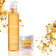 """4. """"When cleansing at night time with Micellar Oil it will effectively remove make-up and increase the performance of your night time treatments such as, the DECLÉOR Aromessence™ Night Balms, as the hydration levels will have already been increased from cleansing."""" - States Fiona Brackenbury."""