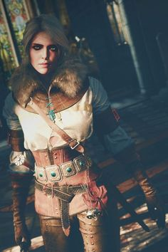 Awesome picture of Ciri.