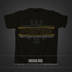 Pro Evolution Soccer 2013 #PES2013Tees