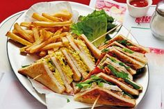 Sandwiches, Snacks, Club, Breakfast, Morning Coffee, Appetizers, Paninis, Treats