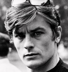 Handsome and French, Alain Delon. Jean Dujardin, Isabelle Huppert, Alain Delon, Romy Schneider, Catherine Deneuve, Sophia Loren, Jeanne Moreau, I Movie, Movie Stars