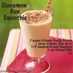 Great shake recipe using Arbonne vanilla protein powder.   Contact Redonna Ray at redonnaray@myarbo... or go to ://www.redonnaray.myarbonne.com/ to place order.