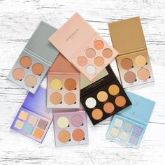 My Anastasia Beverly Hills Glow Kit collection  ------------------------------------------- @beautywithneesha www.beautywithneesha.com Anastasia Beverly Hills Highlighter, Anastasia Beverly Hills Glow Kit, Anastasia Glow Kit, Drugstore Makeup, Sephora Makeup, Glowy Makeup, Makeup Items, Makeup Products, Beauty Products