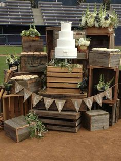 Country wedding, I have a few of these!