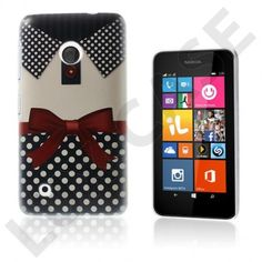 Persson (Shirt med Bowknot) Nokia Lumia 530 Deksel Phone, Shirt, Telephone, Dress Shirt, Phones, Shirts, Mobile Phones