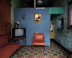 Cuban Interior // Art