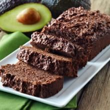 Gluten-Free Fudgy Chocolate Avocado BreadRecipe :: Fresh Hass Avocado Recipes
