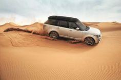 Land Rover: presentata la nuova Range Rover 2013 al Salone dell'Auto di Parigi | Storie di automobili (e uomini)