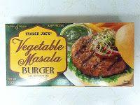 What's Good at Trader Joe's?: Trader Joe's Vegetable Masala Burgers