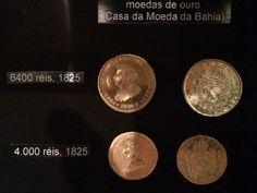 As primeiras moedas da Casa da Moeda da Bahia do Brasil independente - Museu de Valores BCB