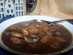 Beef Stew With Beer. Photo by wicked cook 46