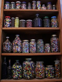 I admire people who collect marbles - they can help the rest of us when we lose ours.