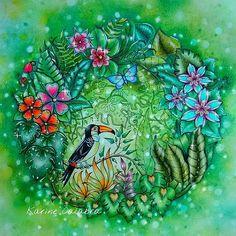 @drawing_n_coloring_ #magicaljunglebooks #magicaljungle…