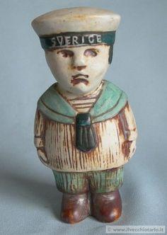 Sailor-Oscar-figurine-design-Lisa-Larson-Gustavsberg-Art-Sweden-figure