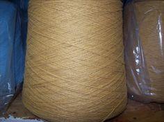 Gold Acrylic Yarn, 2/17 Gold Cone Yarn, Gold Knitting Yarn, Gold Sock Yarn, Gold Weaving Yarn, Gold Machine Knitting Yarn, Gold Crochet Yarn by stephaniesyarn on Etsy