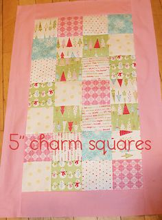 Hi all, I know it is a bold move to go and post a project less than 24 hours after Megan's award winning quilt. (well I think she should ha. Charm Quilt, Christmas Runner, Learn How To Knit, Fabric Gifts, Quilting Projects, Quilt Blocks, Quilt Patterns, Card Making, Jewelry Making