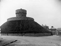 Millmount Barracks, Drogheda by French, Robert, photographer Published / Created: [between Old Photos, Ireland, French, Old Pictures, French People, Vintage Photos, Irish, French Language, France