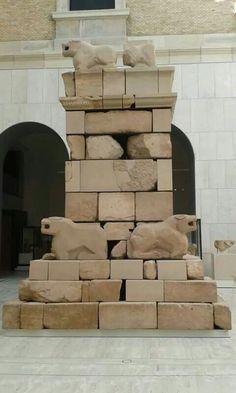 Monumento de Pozo Moro. Museo Arqueológico Nacional #MAN #Madrid