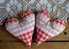 Srdíčko venkovské/červená kostička