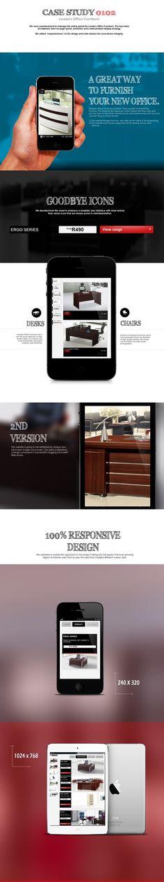 UI Design - The New LOF by Goldtree , via Behance