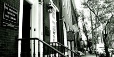 Rosenbach Museum and Library, Philadelphia PA, USA