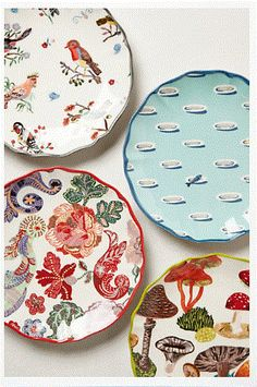 plates, urban outfitters