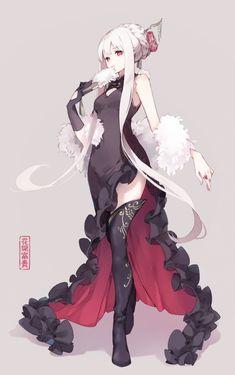 Anime pictures and wallpapers search Kawaii Anime Girl, Anime Art Girl, Manga Girl, Anime Girls, Red Hair Girl Anime, Anime Angel Girl, Fantasy Character Design, Character Design Inspiration, Character Art